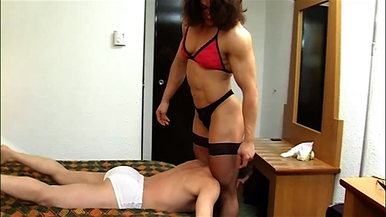 Alina popa femdom