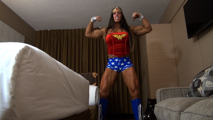fbb angela salvango dress as wonder woman