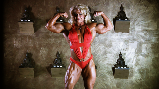 huge fbb Tina Chandler