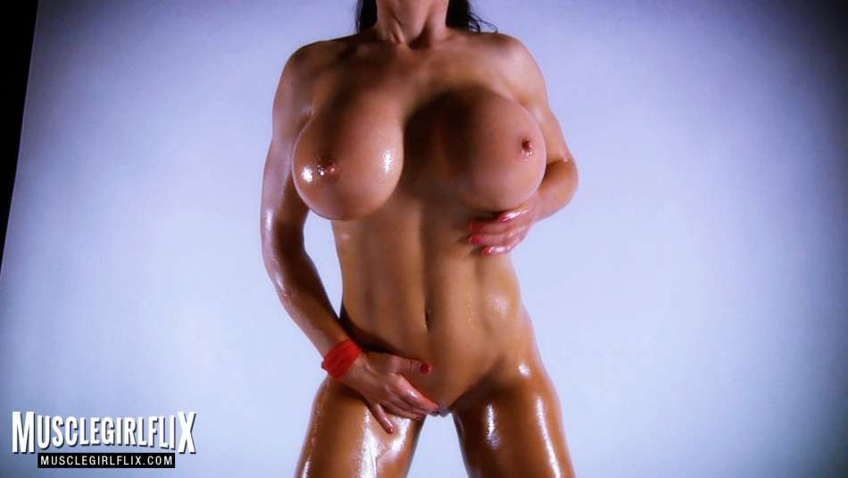 crazy hot fitness model nude body