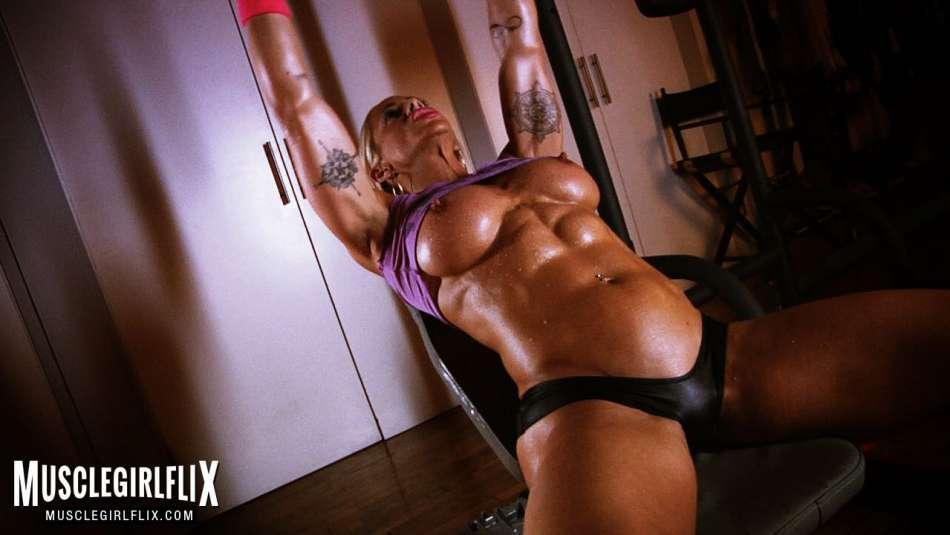 jill jaxen tits pop out working out