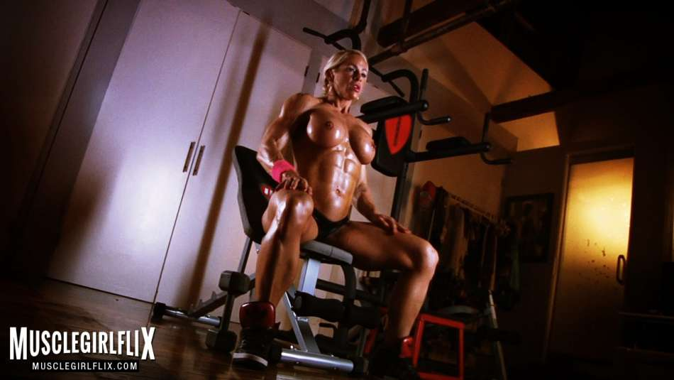 jill jaxen fbb ripped muscle body