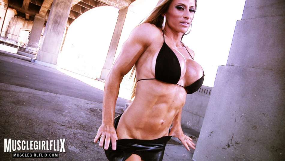 Maria Garcia well sculpted bod