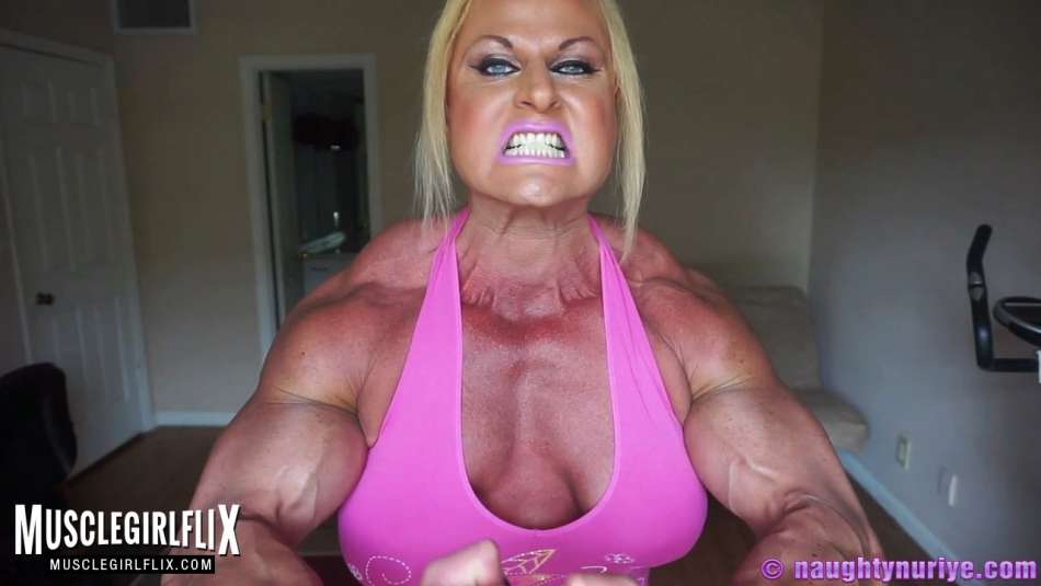 incredible she hulk shoulders flex