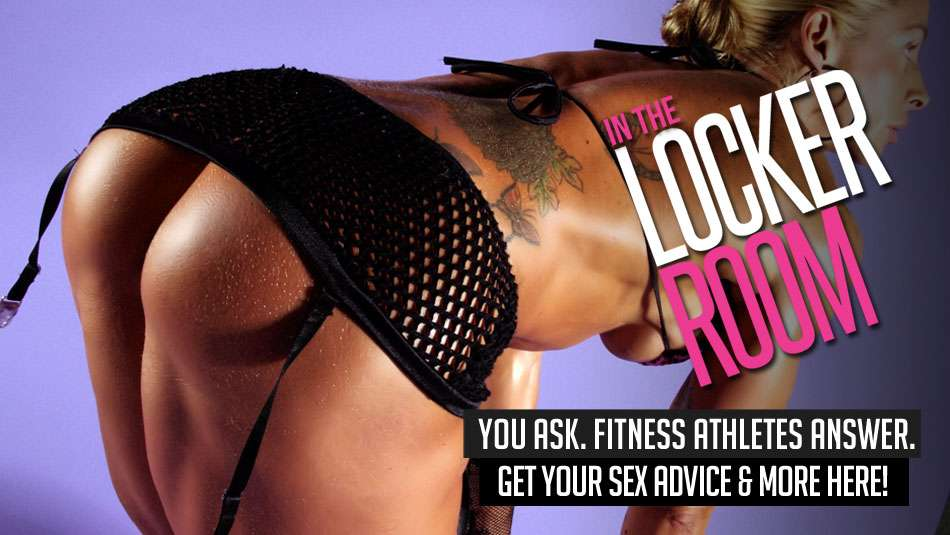 Jill Jaxen booty on sex advice main image.