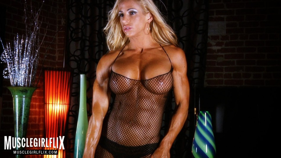 Jill Jaxen ripped body