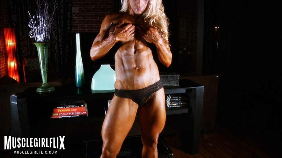 Jill Jaxen tight abs