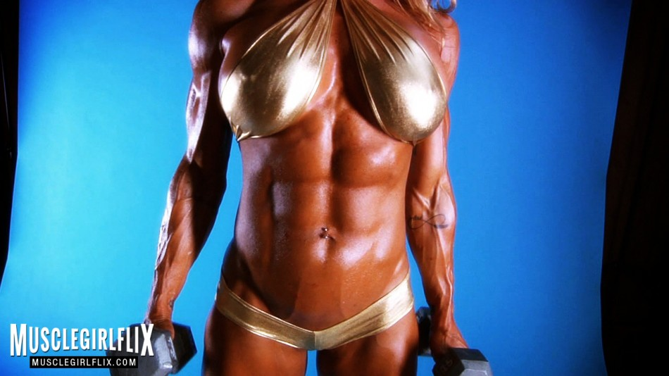 sexy fbb abs