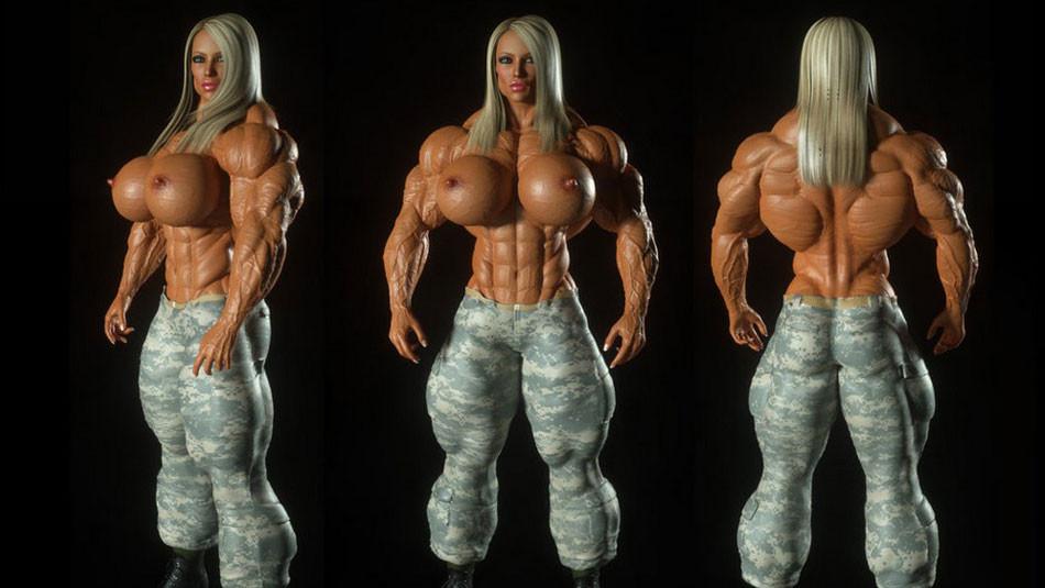 jane rambo from fem-powerextreme