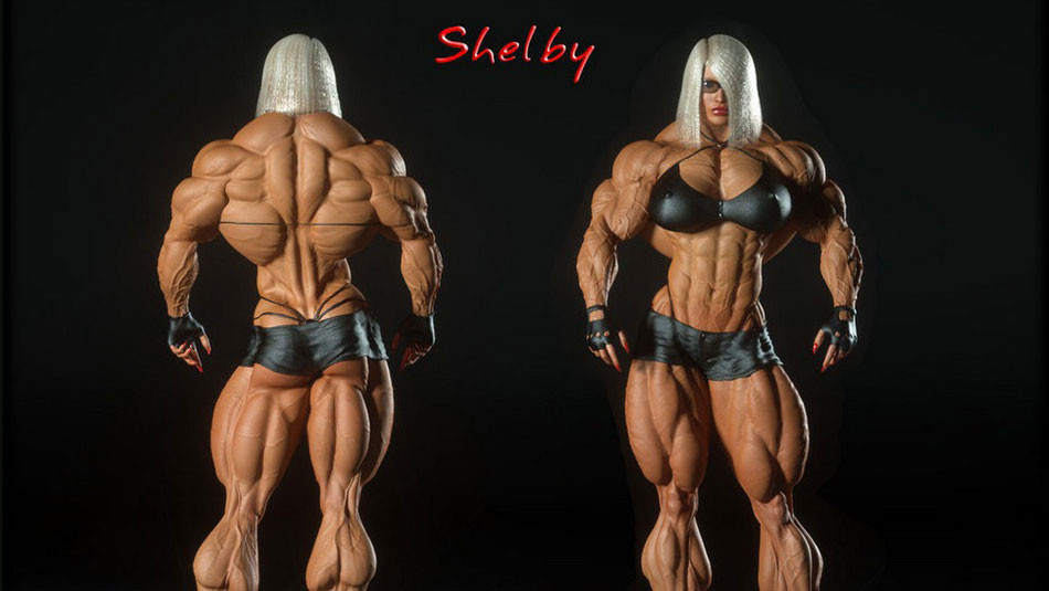shelby from fem-powerextreme