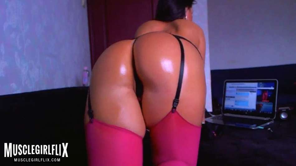 amazing ass model on webcam