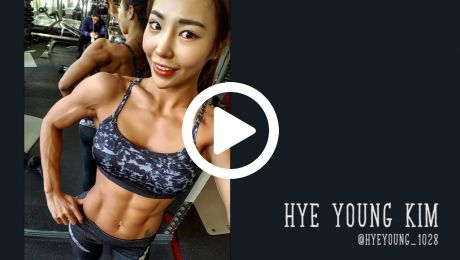 asian fit girl IG account