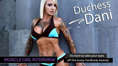 Fintness Model Pornstar Duchess Dani Interview