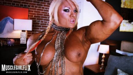 Female Bodybuilder Big Clit Porn Lisa Cross