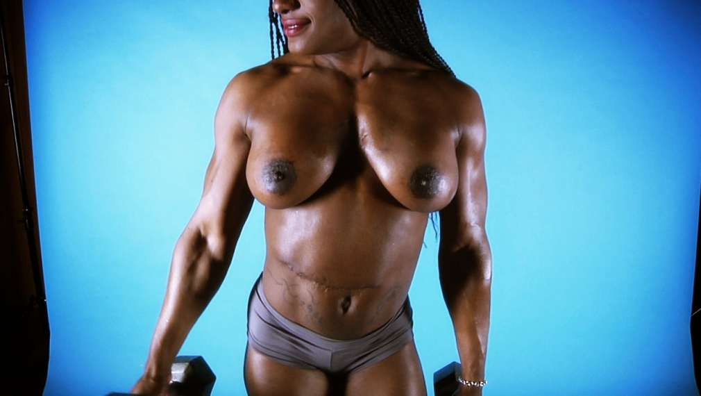 Muscle Ashley Starr