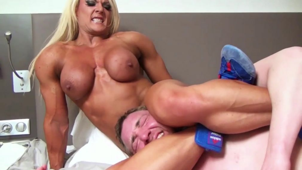 Shaved milf horny