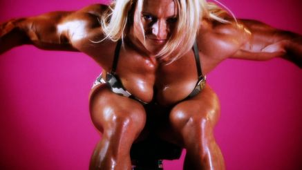 Brigita Brezovac amazing she hulk muscular woman