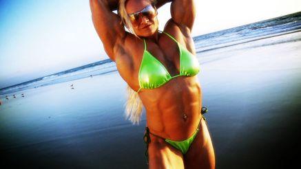 Brigita Brezovac incredible she hulk