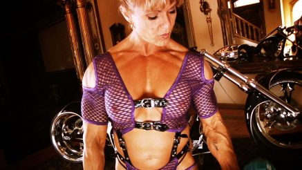 emery miller fbb MILF working out