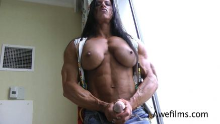 FBB Angela Salvagno Stocks a Strap On