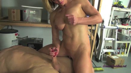 fbb Goddess Rapture handjob porn