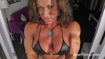 Jennifer Kennedy showing of ripped back