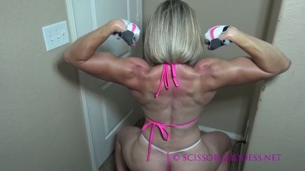 Goddess Rapture amazing ripped back