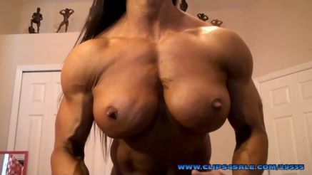 massive thick pec flex fbb angela salvagno
