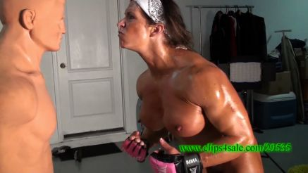 muscle monster fbb angela salvagno ready to kick ass