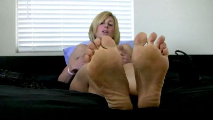 Goddess Rapture sexy feet