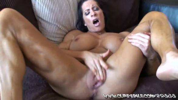 angela salvagno fantasy muscle muscle