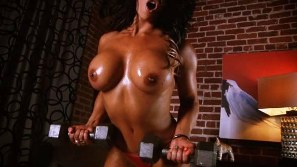 Videos workout naked women Naked Workout