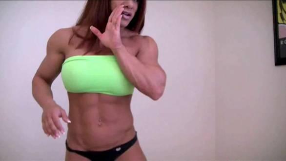 muscle femdom mz devious break up video