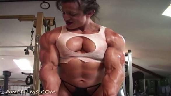 she hulk strong girl workout