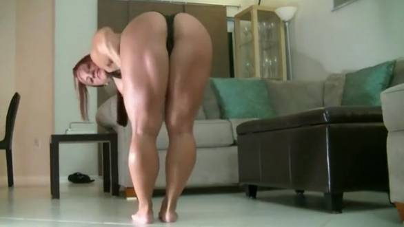 Mz Devious thick and sexy legs and ass