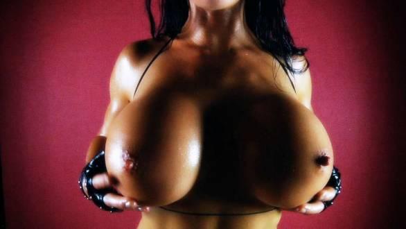 fitness model pornstar samantha kellys big breast expansion