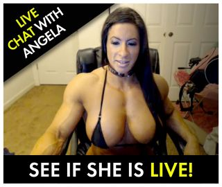 chat live with angela salvagno