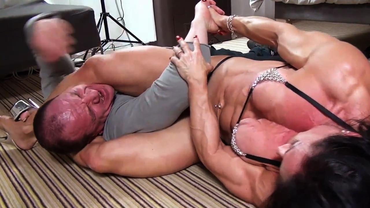 Female bodybuilder domination clips-1157