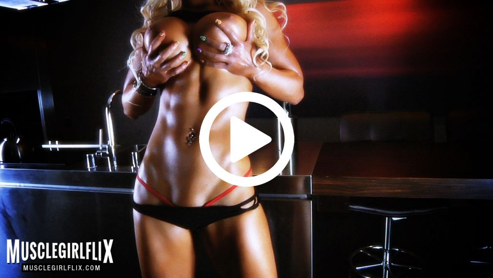 Huge muscle porn