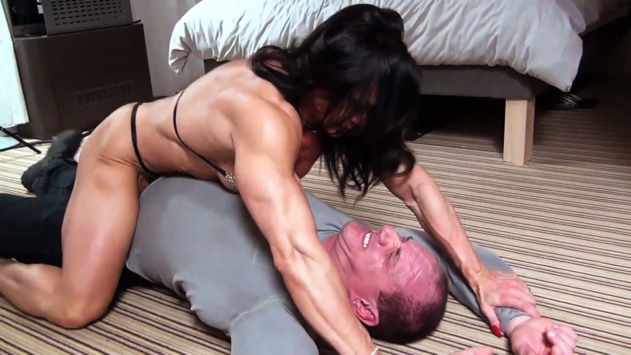Female bodybuilder domination clips-5645