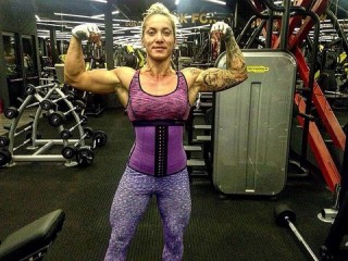 Female muscle cams