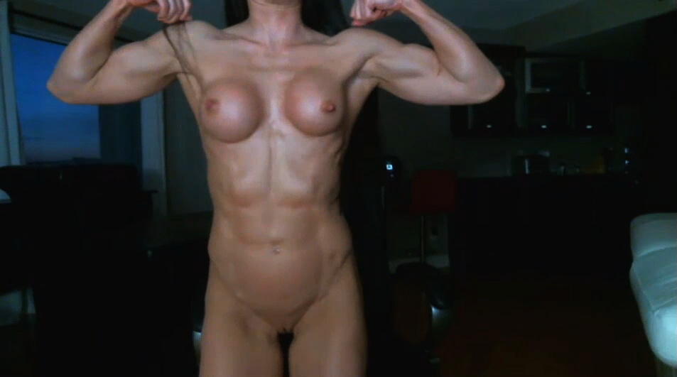 muscle girl webcams