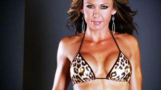 Vicky O hot model shot.