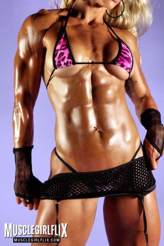 Jill Jaxen triceps