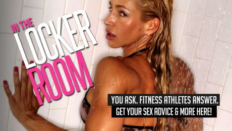 Jill Jaxen in the locker room advice main pic.