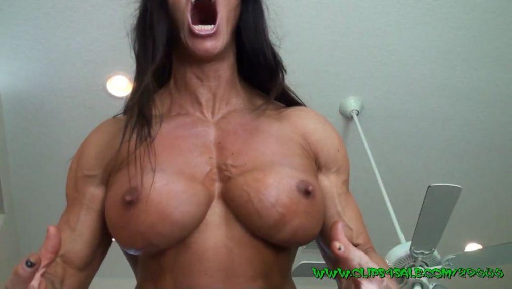 Hardcore muscle goddess dreamin 6