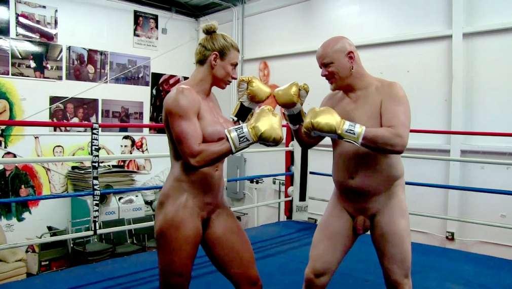 Girls mixed boxing porn pics
