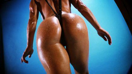 big booty female bodybuilder porn