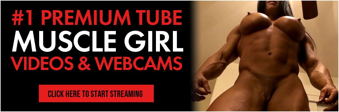 WTF are you waiting for banner on Muscle Girl Flix